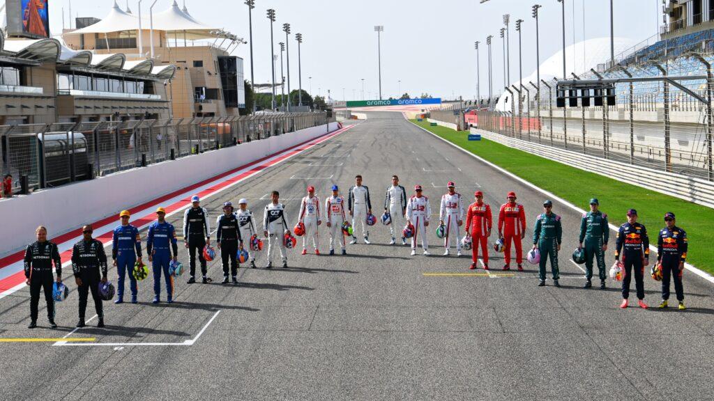 F1; FÓRMULA 1; F1 2021; PILOTOS; BAHREIN;