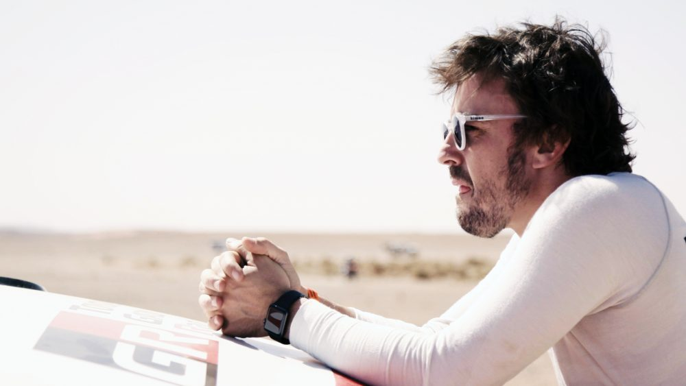 FERNANDO ALONSO; AMAZON;