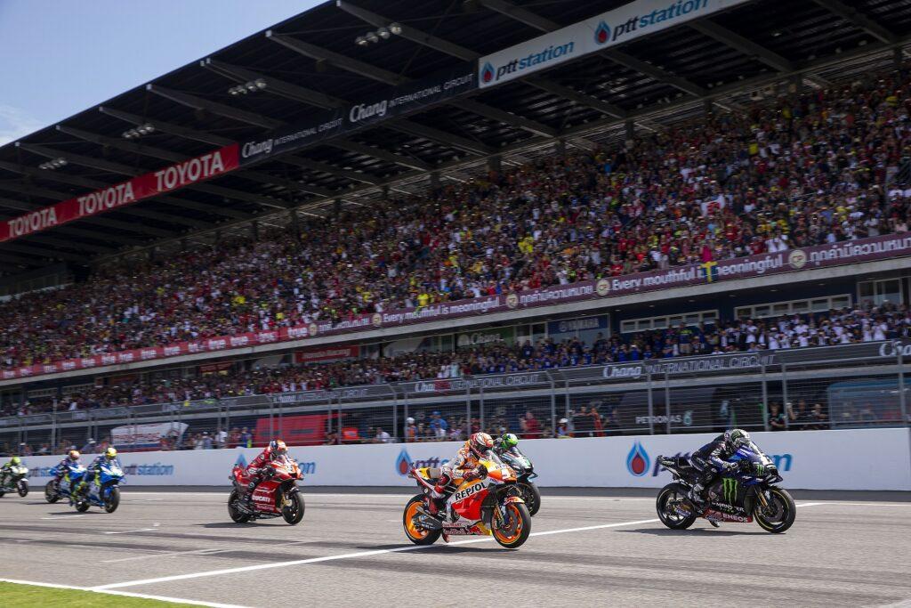 MotoGP 2019 Tailândia Buriram Domingo