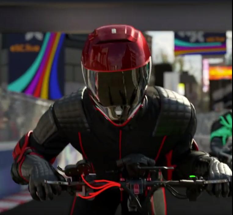 Campeonato de Scooters Elétricas