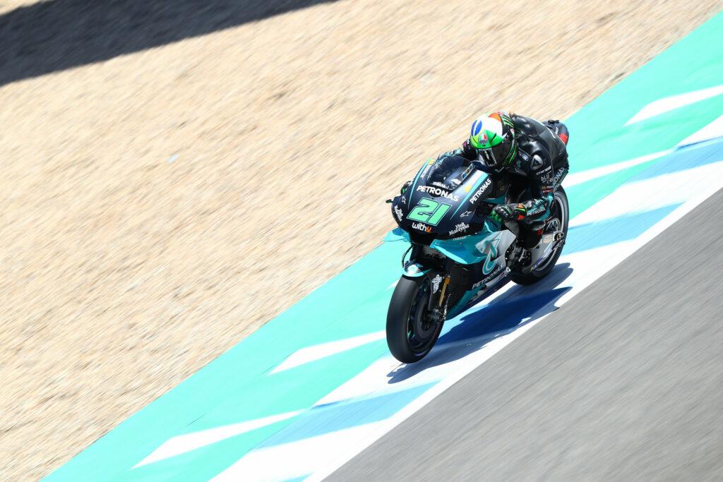 SRT, MotoGP 2020, Jerez, Franco Morbidelli