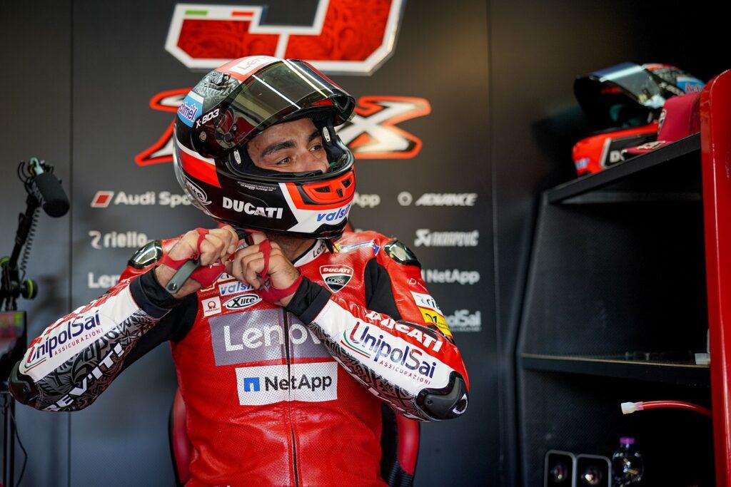 MotoGP 2020 Espanha Jerez Quarta Ducati Danilo Petrucci