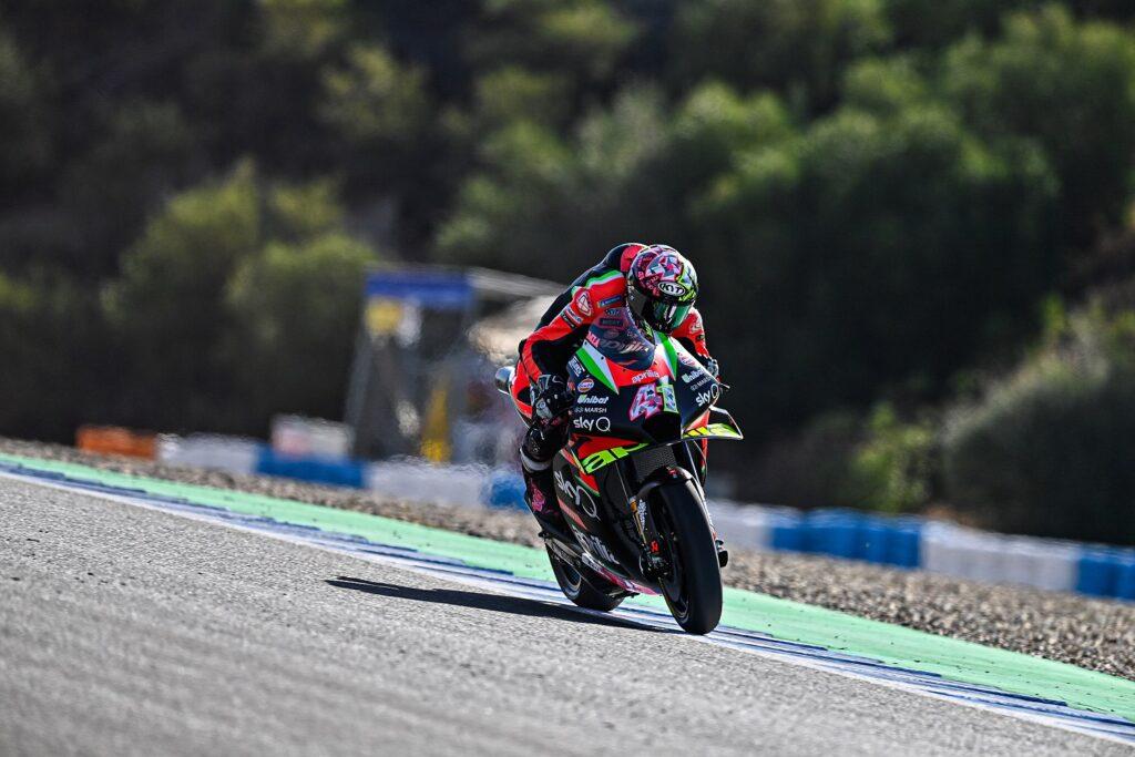 MotoGP 2020 Espanha Jerez Quarta Aprilia Aleix Espargaró