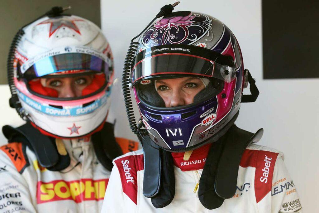 Katherine Legge, European Le Mans Series