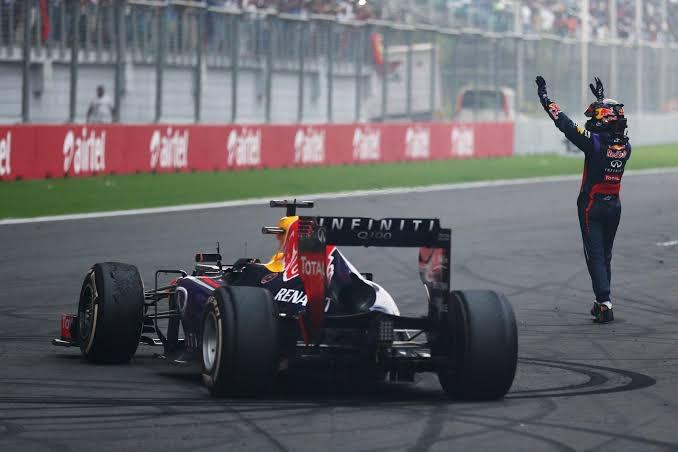 Sebastian Vettel, Red Bull, Fórmula 1
