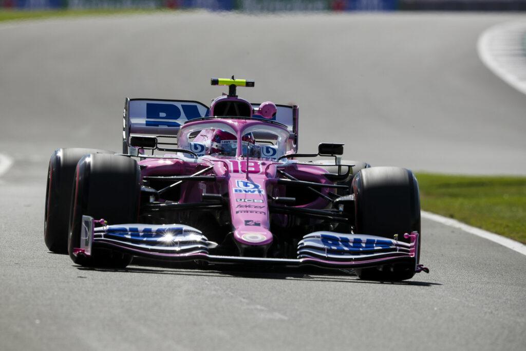 F1; FÓRMULA 1; LANCE STROLL; RACING POINT; SILVERSTONE; SEXTA-FEIRA