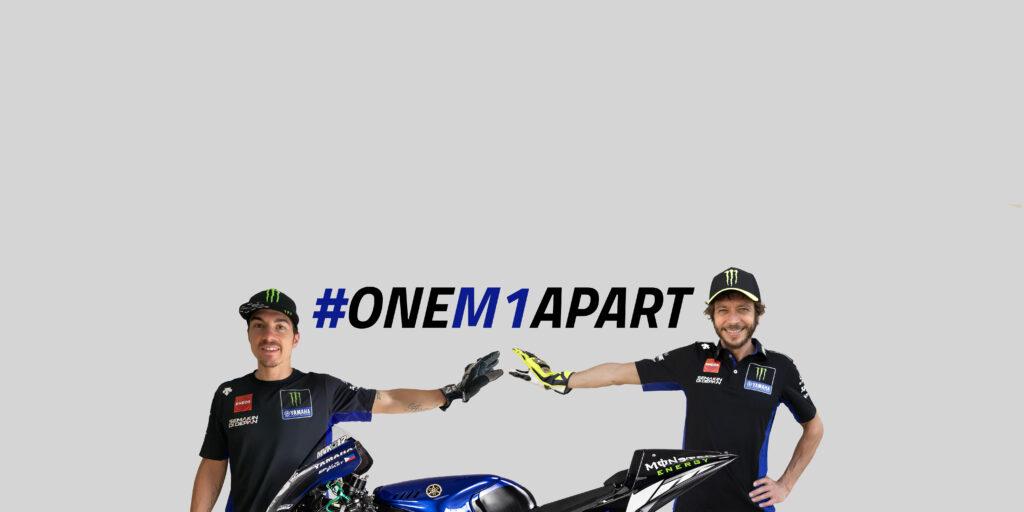 MotoGP 2020 Espanha Jerez Yamaha Maverick Viñales Valentino Rossi
