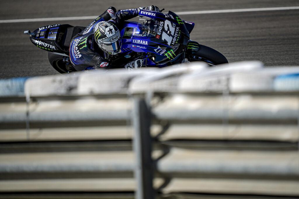 Maverick Viñales, Yamaha, MotoGP 2020, Jerez, Treinos Livres