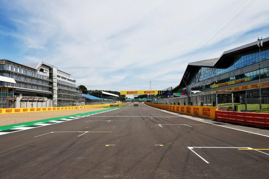 F1; GP DA INGLATERRA; SILVERSTONE; 2020