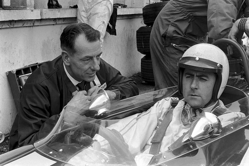 Ron Tauranac e Jack Brabham