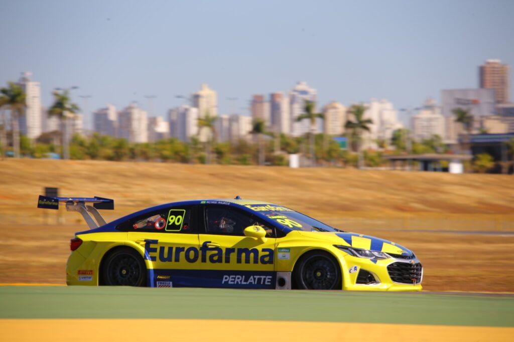 Ricardo Maurício, Stock Car, Goiânia, RC Eurofarma