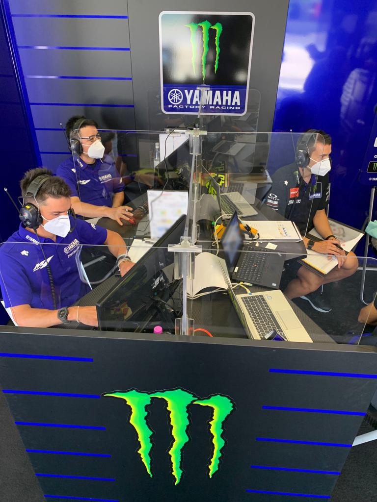 MotoGP 2020 Espanha Jerez Yamaha