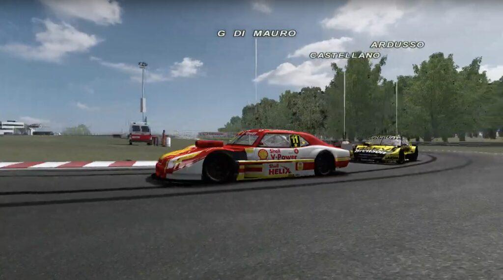 Gaetano di Mauro no TC Virtual