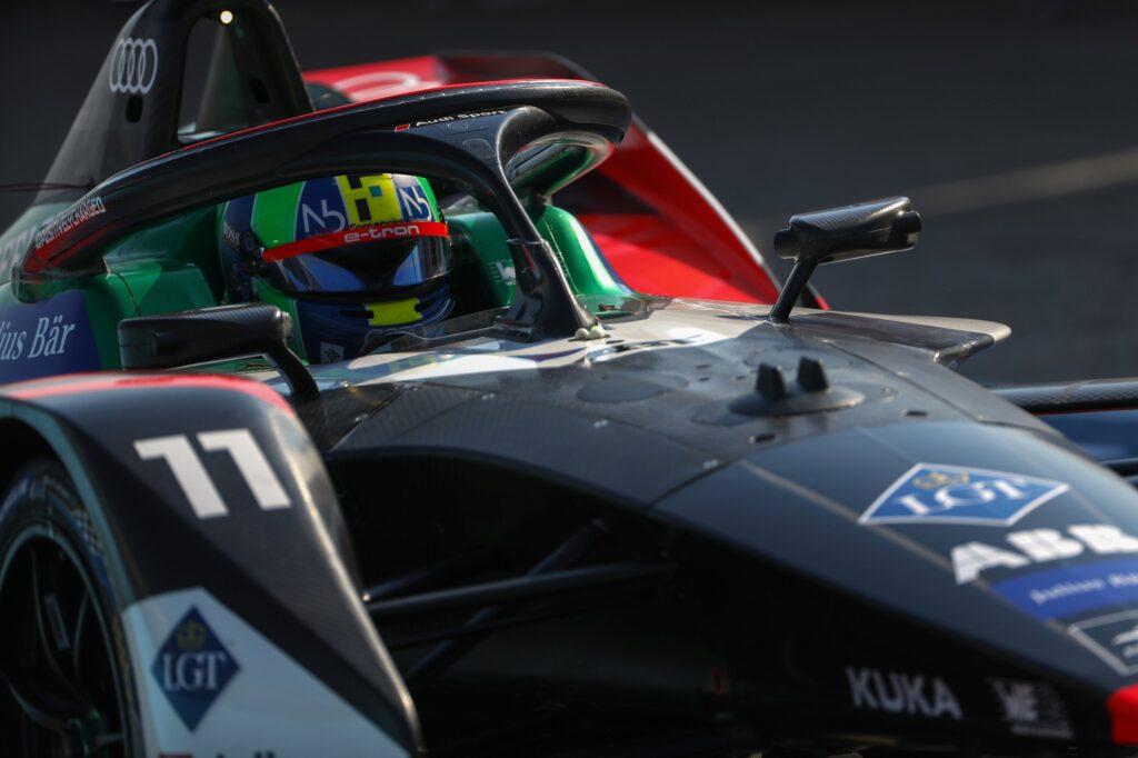 Lucas Di Grassi Fórmula E Berlim
