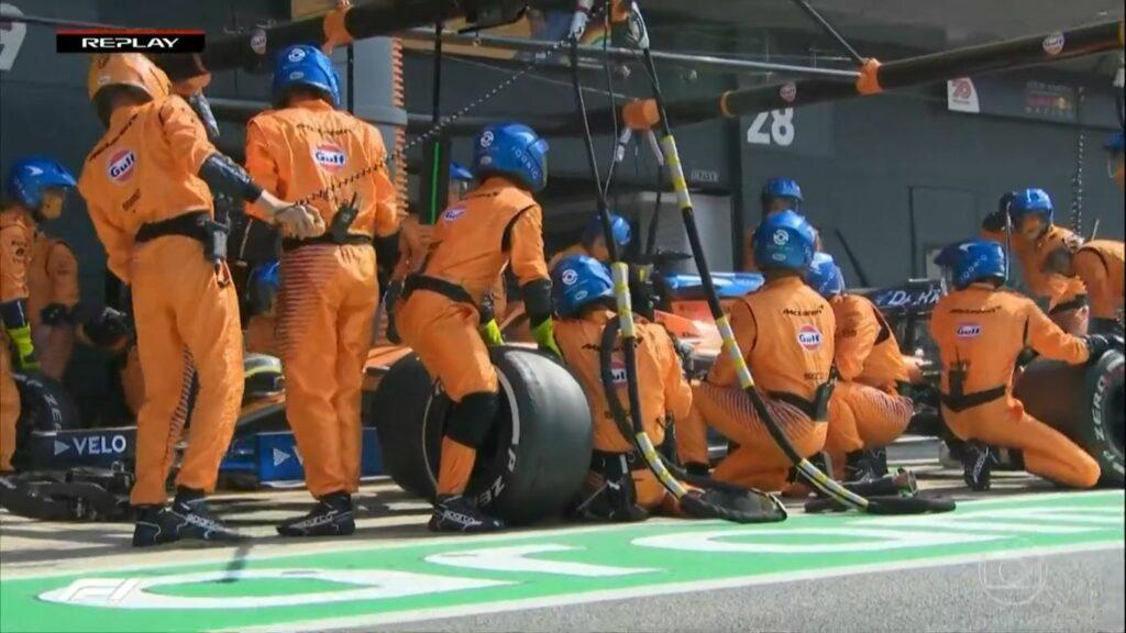 F1; GP DOS 70 ANOS; MCLAREN; CARLOS SAINZ;
