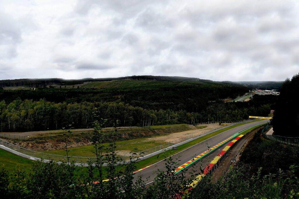 FORMULA 1; SPA-FRANCORCHAMPS; GP DA BÉLGICA; DOMINGO