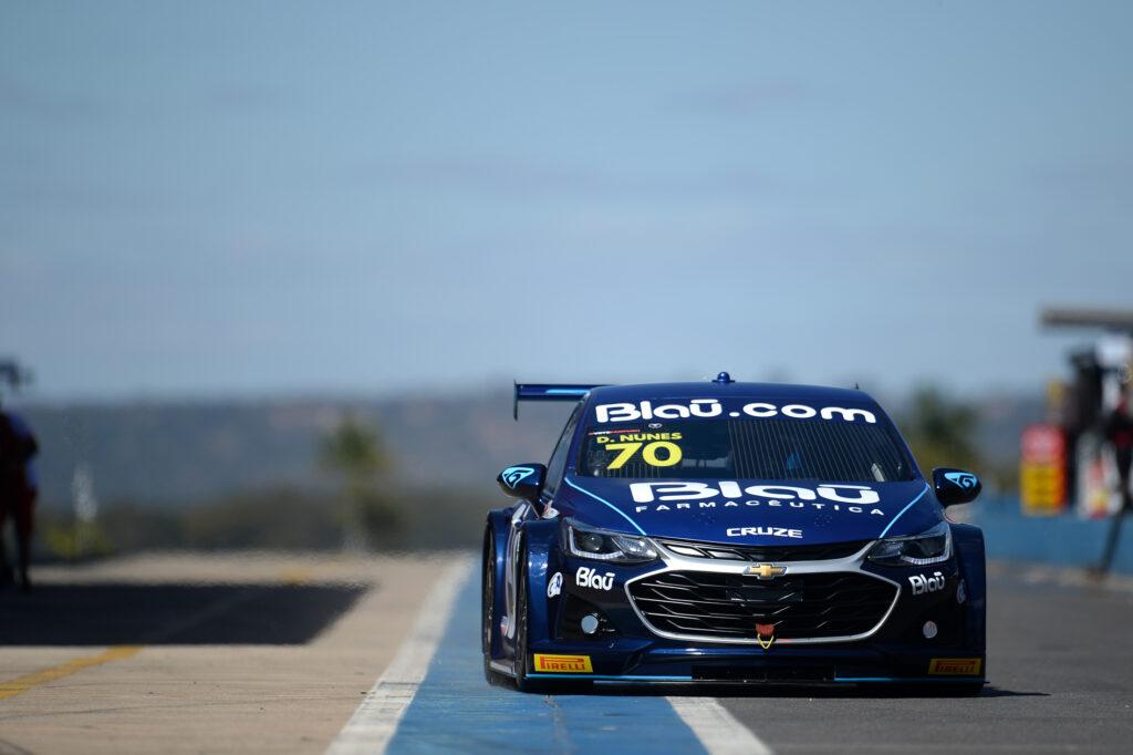 Diego Nunes, Blau, Stock Car 2020