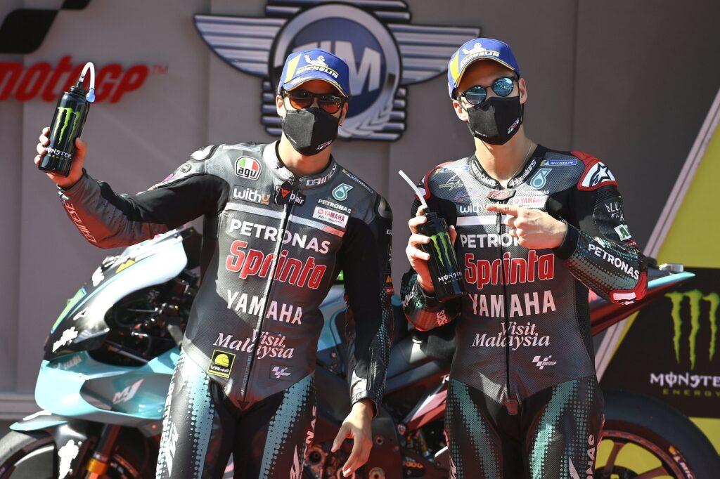 Franco Morbidelli, Fabio Quartararo, MotoGP 2020, GP da Catalunha, Classificação