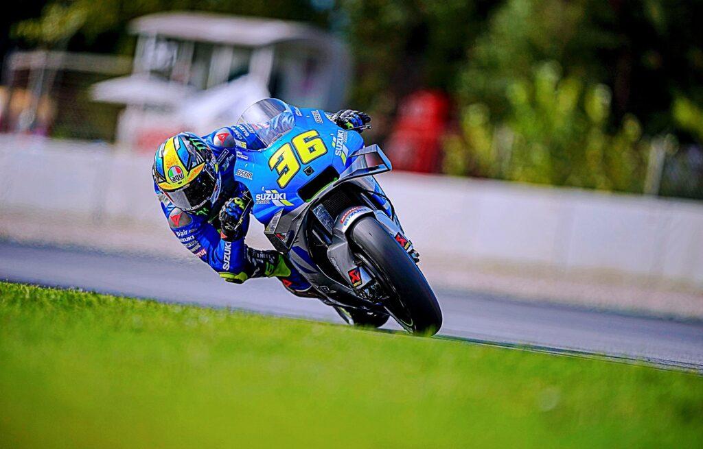 Joan Mir, MotoGP 2020, GP da Catalunha, Classificação