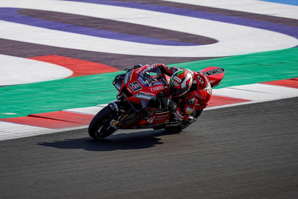 Danilo Petrucci, MotoGP 2020, GP da Emília-Romanha, Classificação