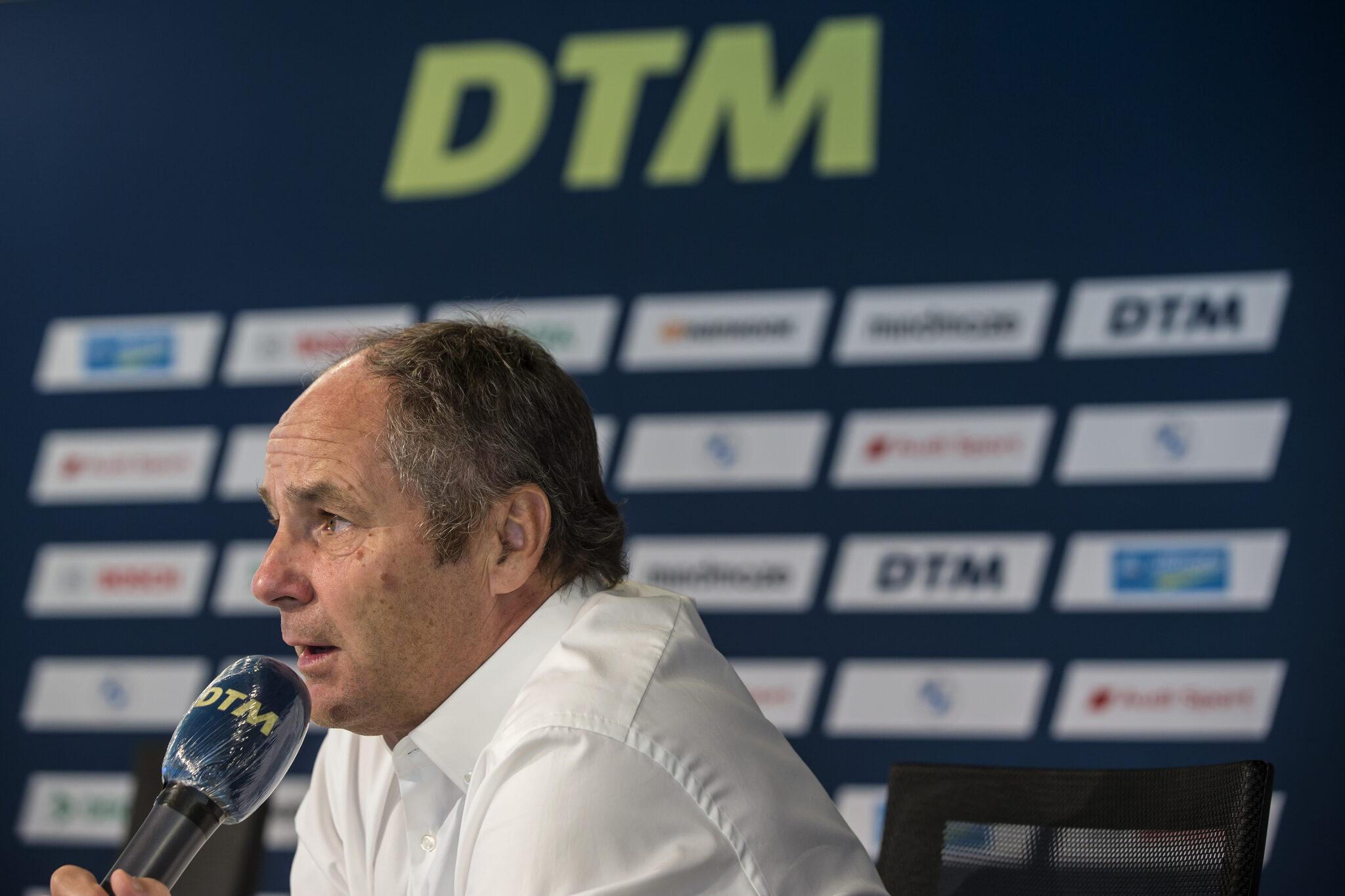 DTM garante sobrevivência em 2021 com novo regulamento GT