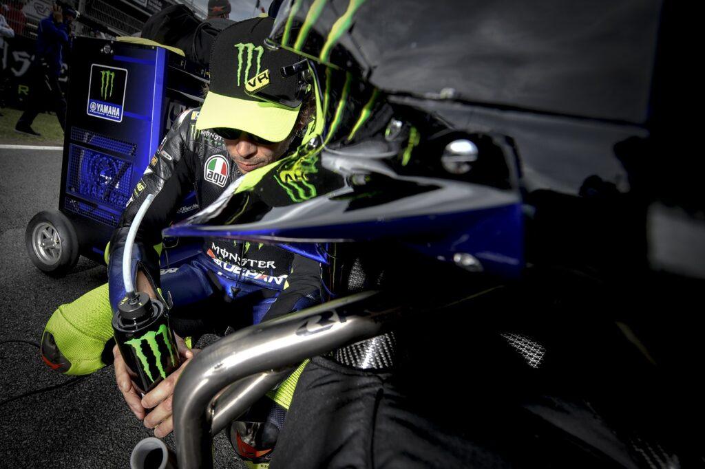 MotoGP 2020 Catalunha Barcelona Domingo Yamaha Valentino Rossi