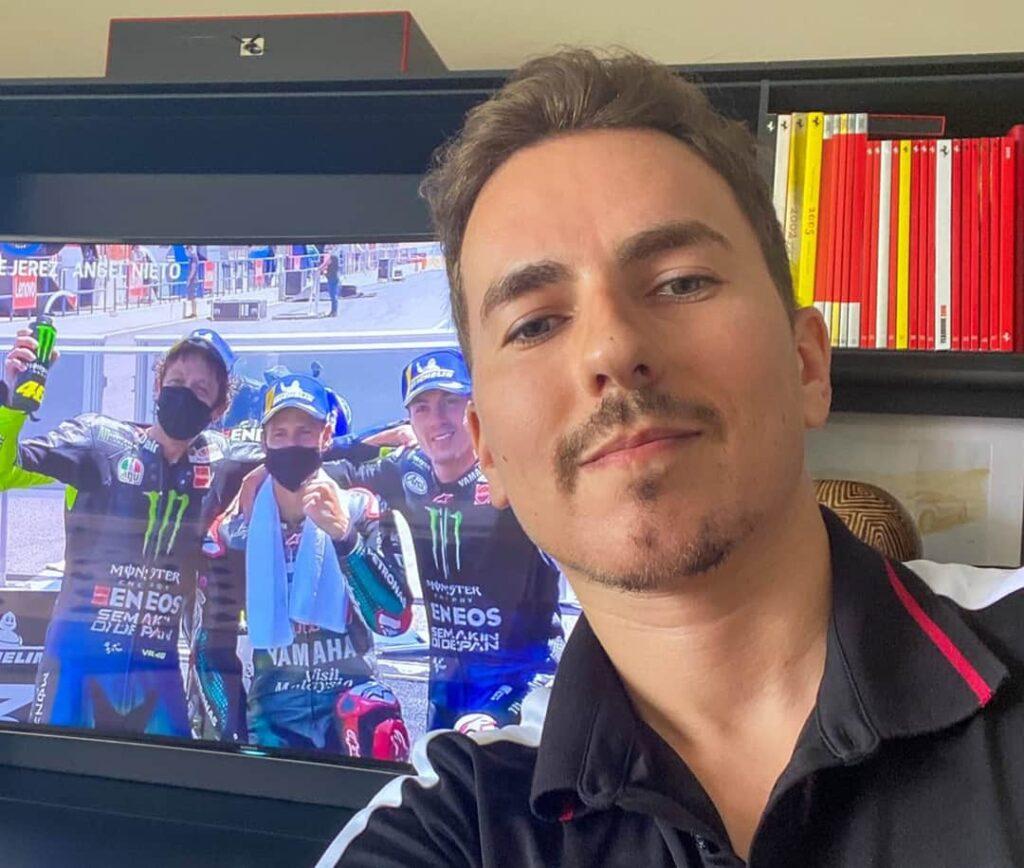 Jorge Lorenzo, Yamaha, MotoGP 2020