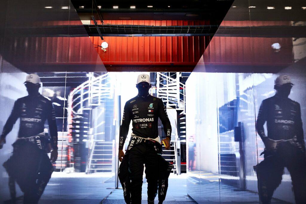 Lewis Hamilton, Mercedes, Fórmula 1