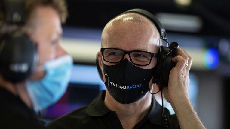 Simon Roberts, Fórmula 1 2020, Williams