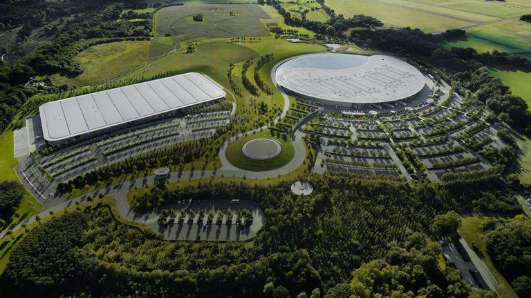 Woking, McLaren, Fórmula 1 2020