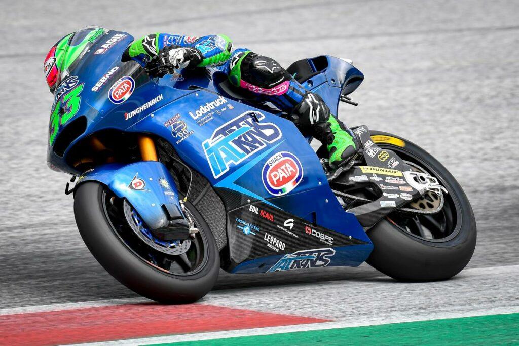 Enea Bastianini, Moto2 2020, San Marino