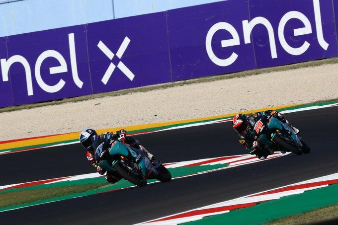 John McPhee, Moto3 2020, Misano, Treino