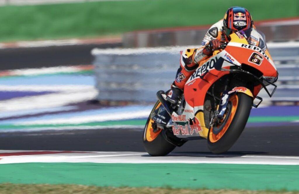 Stefan Bradl, MotoGP 2020, Misano, Treino