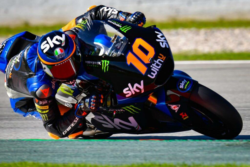 Luca Marini, MotoGP 2020, GP da Catalunha