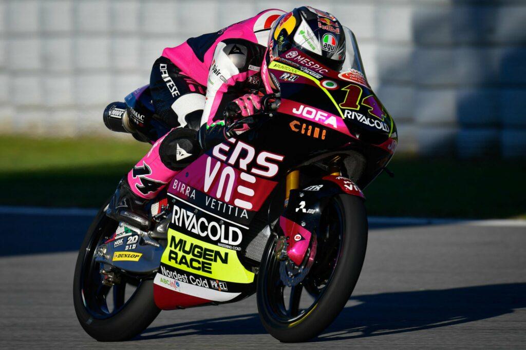 Tony Arbolino, Moto3 2020, GP da Catalunha