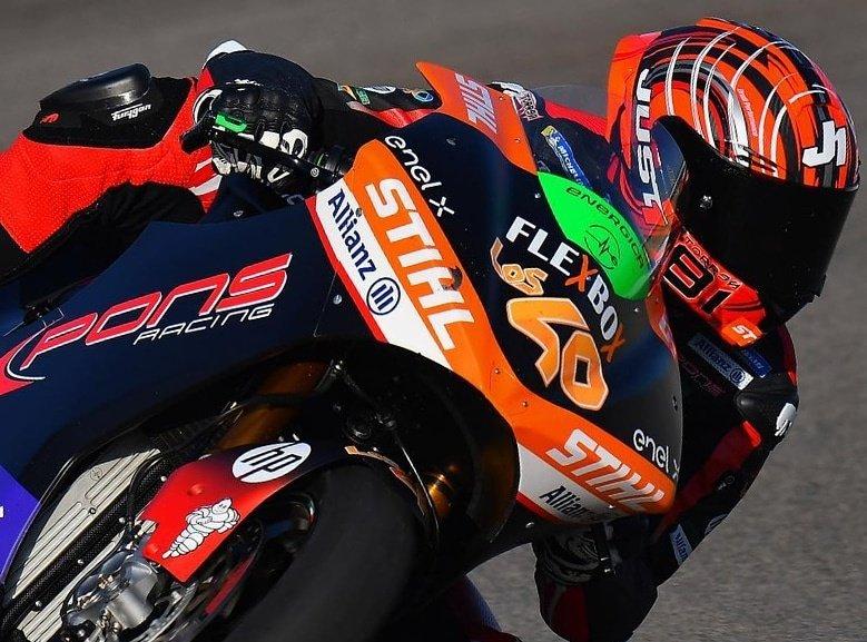 Jordi Torres, MotoE 2020, GP da Emília-Romanha