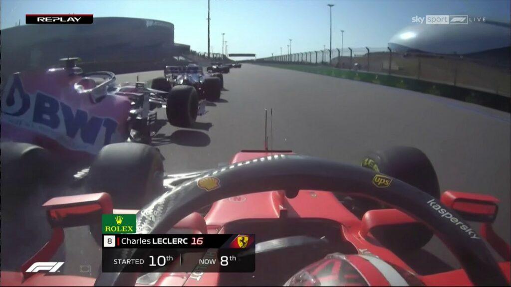 F1; GP DA RÚSSIA; CHARLES LECLERC; LANCE STROLL;