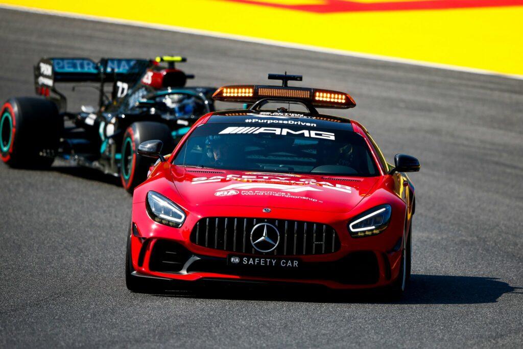 F1; FÓRMULA 1; GP DA TOSCANA; MUGELLO; SAFETY-CAR