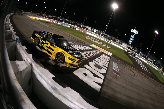 NASCAR; 2020; BRAD KESELOWSKI; RICHMOND;