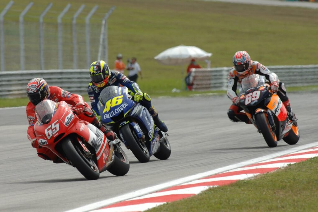 MotoGP 2005, GP da Malásia, Valentino Rossi