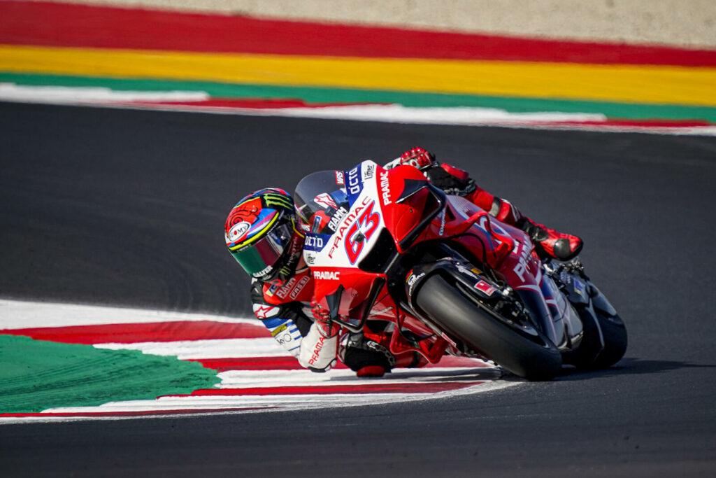 Pecco Bagnaia, Pramac, MotoGP 2020, GP da Emília-Romanha