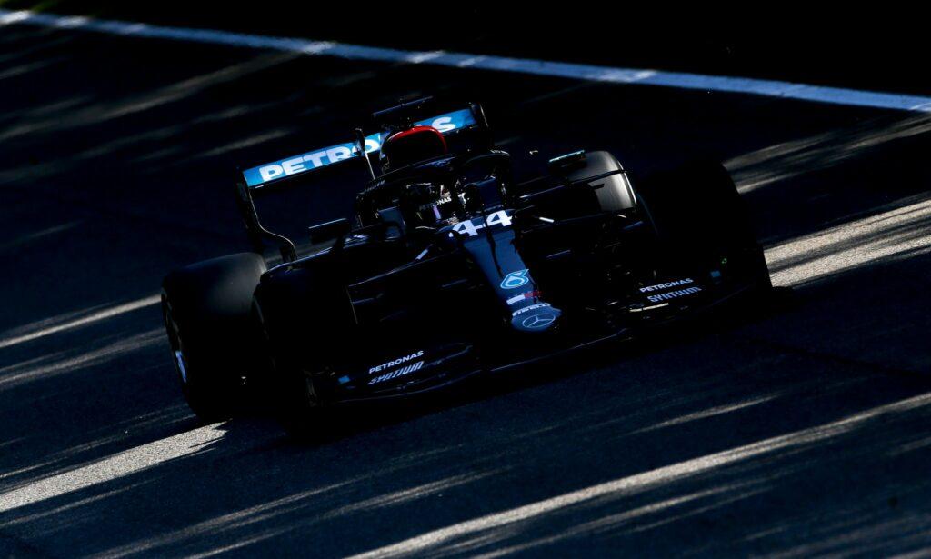 F1; FORMULA 1; GP DA ITALIA; MONZA; LEWIS HAMILTON; SEXTA-FEIRA