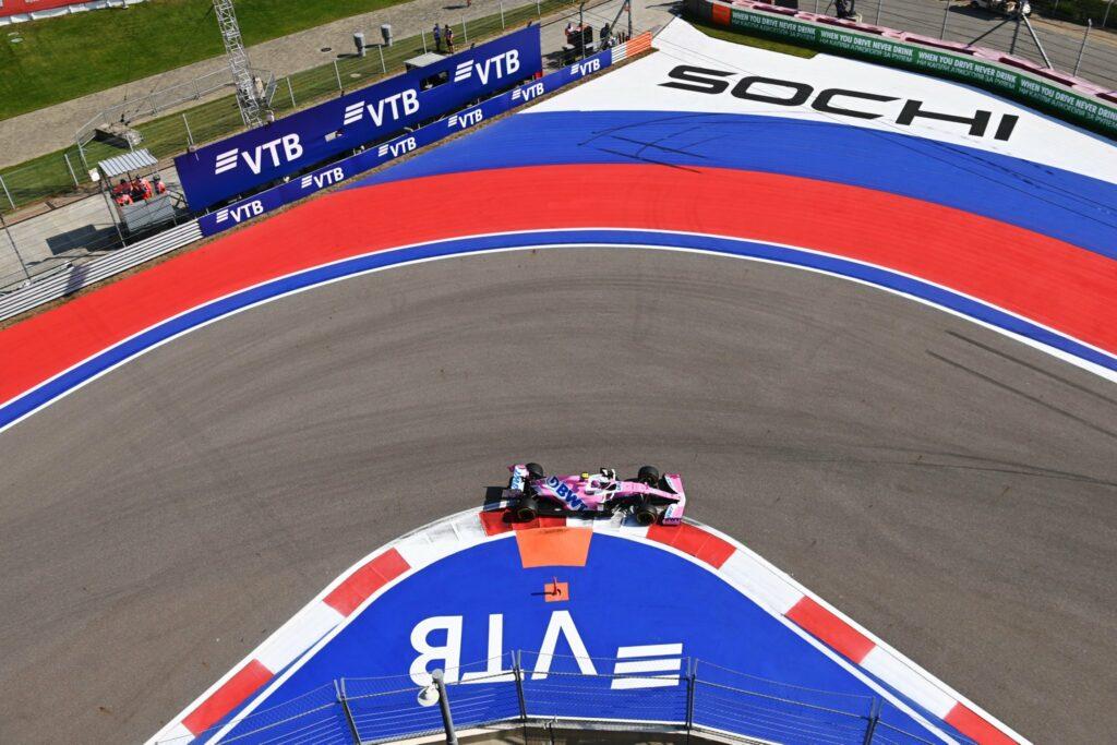 F1; FÓRMULA 1; F1 2020; RACING POINT; SÓCHI; SEXTA-FEIRA; GP DA RÚSSIA;