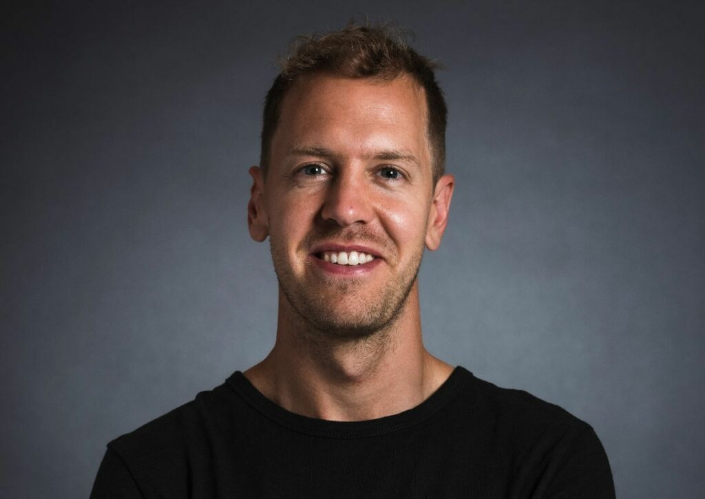 Sebastian Vettel Racing Point