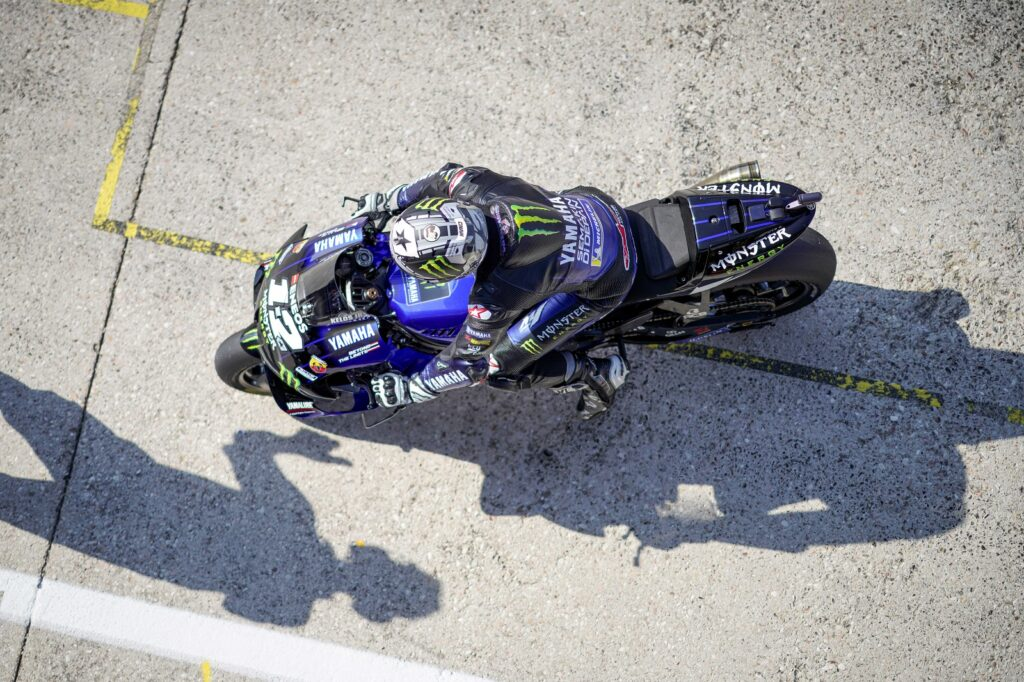 Maverick Viñales, Yamaha, MotoGP 2020, GP da Emília-Romanha, Treino