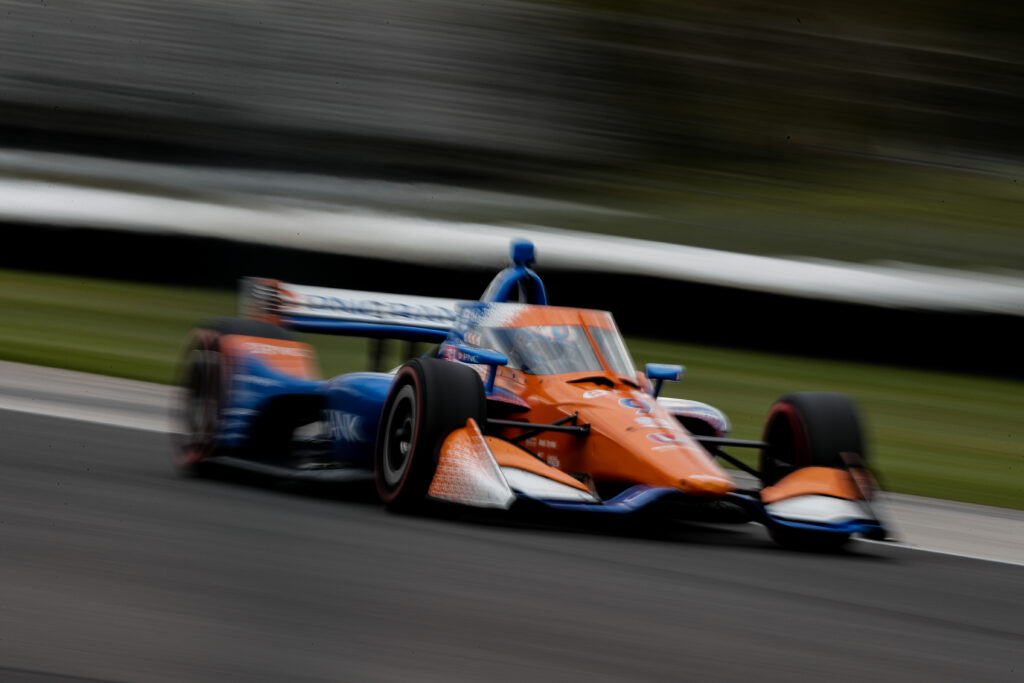 Scott Dixon ainda é líder da temporada 2020 da Indy, mas reclamou dos pneus (Foto: Indycar)