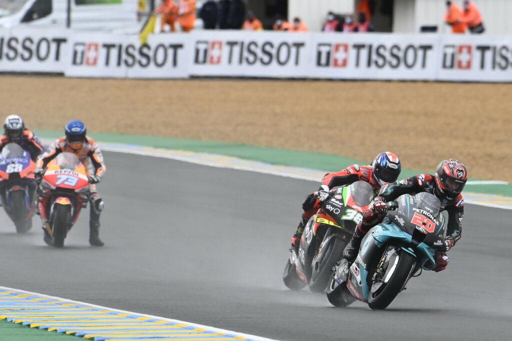 GP da França, MotoGP 2020, Le Mans, Corrida