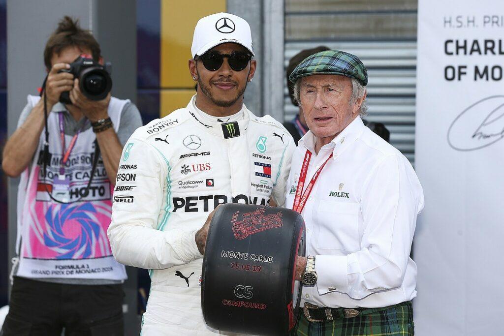 Fórmula 1, Jackie Stewart, Lewis Hamilton