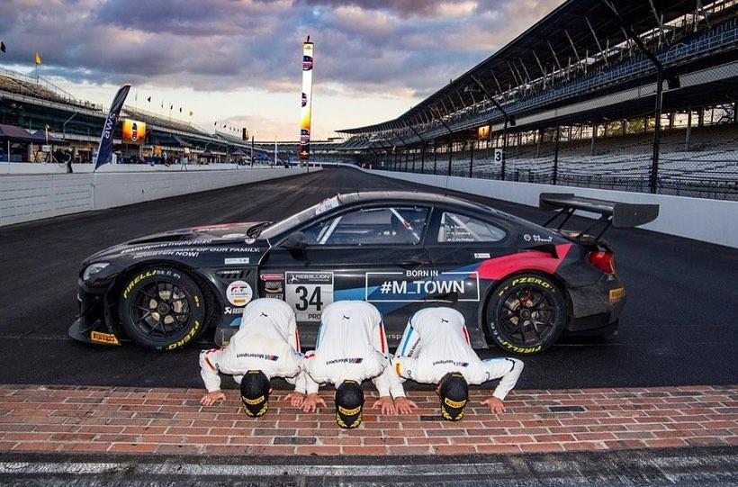 INTERCONTINENTAL GT CHALLENGE; AUGUSTO FARFUS; BMW;