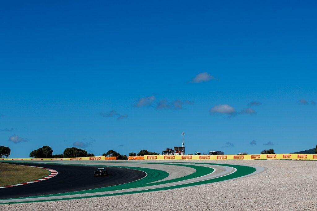 F1; FÓRMULA 1; F1 2020; GP DE PORTUGAL; LEWIS HAMILTON; TL2; PORTIMÃO;